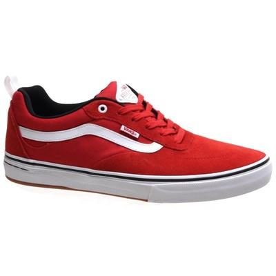 Vans Kyle Walker Pro Red/White Shoe VN0A2XSGY52