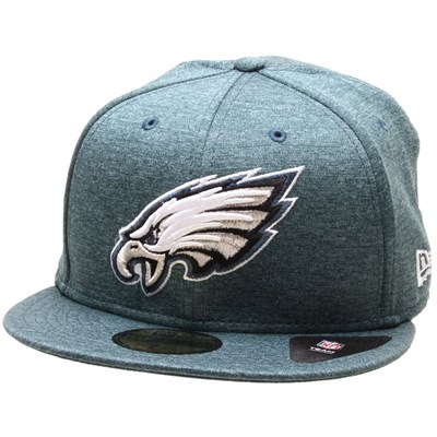 Shadow Tech 5950 Fitted Cap - Philadelphia Eagles