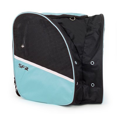 Skate Backpack - Black/Mint