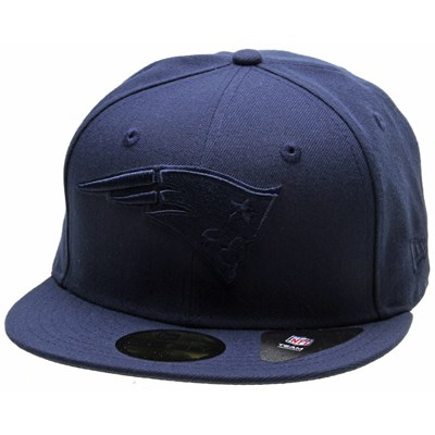 Poly Tone 5950 Fitted Cap - New England Patriots