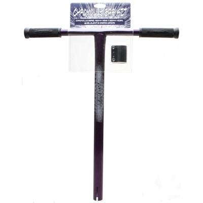 Chromoly Handlebar Kit - Purple