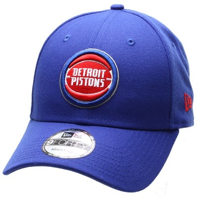 NBA The League 9FORTY Cap - Detroit Pistons