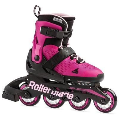 2019 Microblade G Kids Fitness Inline Skate - Pink/Bubblegum