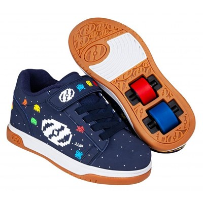 Dual Up Navy/Multi/Asteroid Kids Heely X2 Shoe