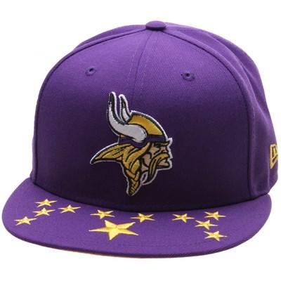NFL Draft 2019 5950 Fitted Cap - Minnesota Vikings