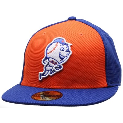 MLB Diamond Era Fitted Cap - New York Mets