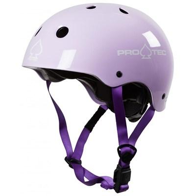 JR Classic Fit Certified Helmet - Gloss Purple