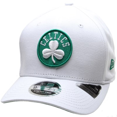 Stretch Snap White 950 Snapback Cap - Boston Celtics