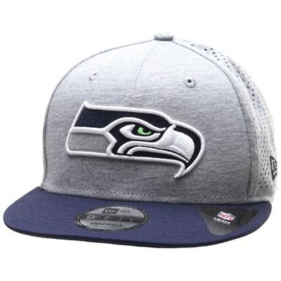 Shadow Tech 9FIFTY Snapback Cap - Seattle Seahawks