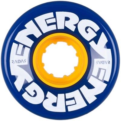 Energy 57mm 78a Roller Skate Wheels - Navy