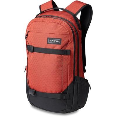Mission 25L Backpack - Tandoori Spice