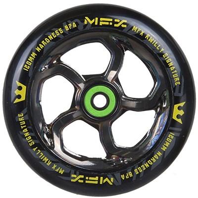 MFX Ryan Williams RWilly Hurricane 120mm Signature Wheel - Nickel