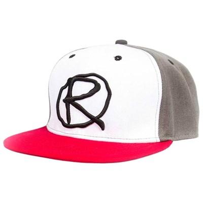 Rampworx Snapback LE 97.10 Cap Grey/White/Red