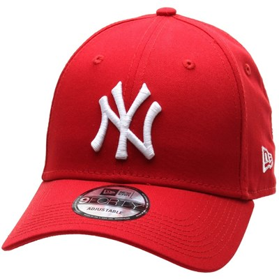 MLB League Essential 9FORTY Cap - NY Yankees Scarlet/White