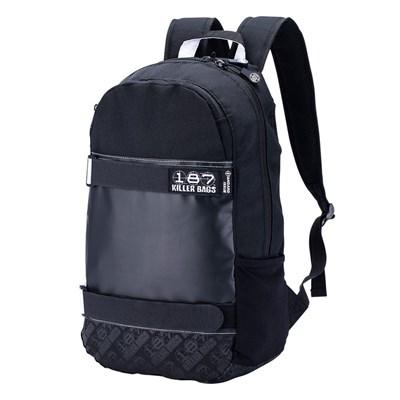 187 Killer Bags Standard Issue Backpack - Black
