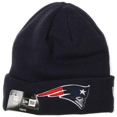 Kids Team Cuff Knit - New England Patriots