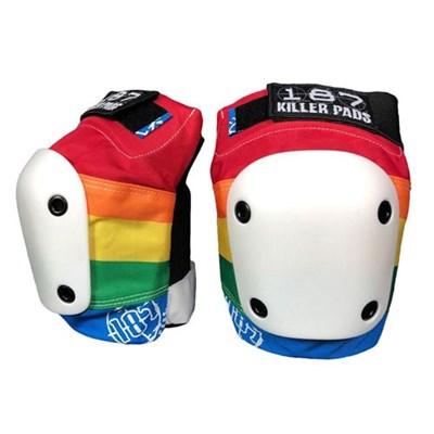 Slim Knee Pads - Rainbow
