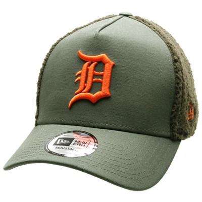 MLB Sherpa A-Frame Trucker Cap - Detroit Tigers