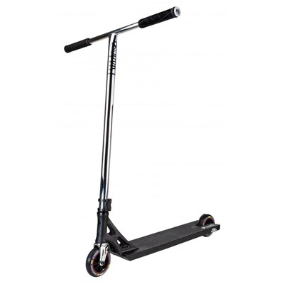 Revenger Complete Stunt Scooter - Black/Chrome