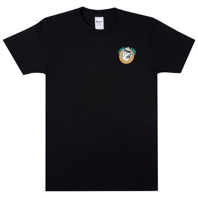 Hiker Nerm S/S T-Shirt - Black