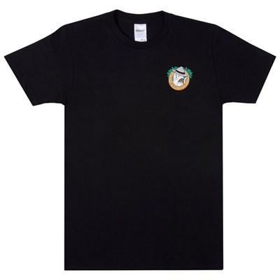 Hiker Nerm S/S T-Shirt - Black
