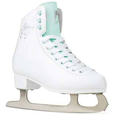 Galaxy Cosmo Kids Ice Skates - White/Teal