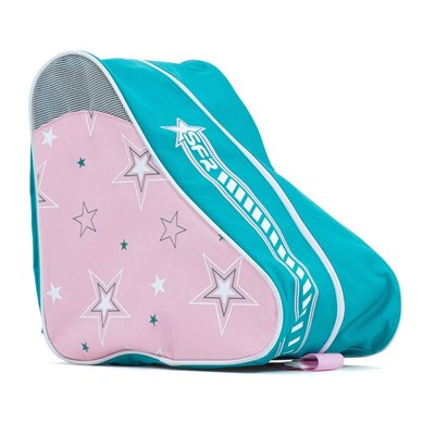 Star Skate Bag -  Pink/Teal