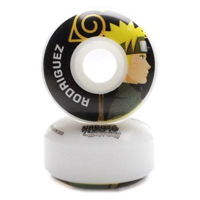 Rodriguez Naruto Skateboard Wheels - 53mm