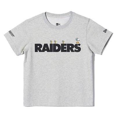 NFL x Peanuts Graphic S/S T-Shirt - Oakland Raiders