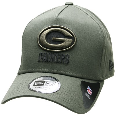 NFL A-Frame Closed Back 940 Cap - Green Bay Packers
