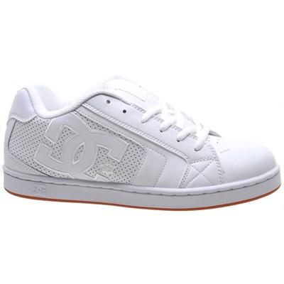 Net White/White/Gum Shoe