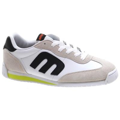 Lo-Cut CB White/Orange/Black Shoe