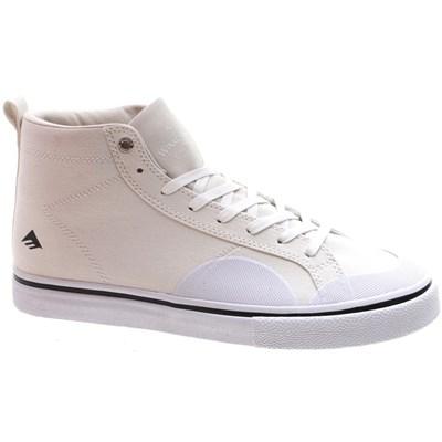 Omen High White Shoe