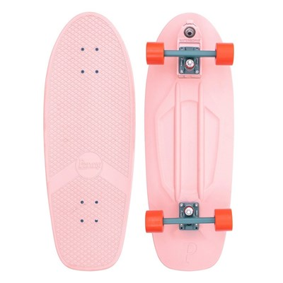 Complete 29inch Plastic Surfskate Skateboard - High-Line Cactus Wanderlust