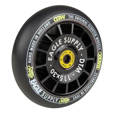 Radix DTM Hollowtech Core Scooter Wheels (w/ Bearings) - 115mm*30mm Medium