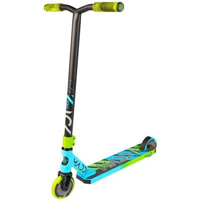 Madd Kick Pro V5 Stunt Scooter - Blue/Lime