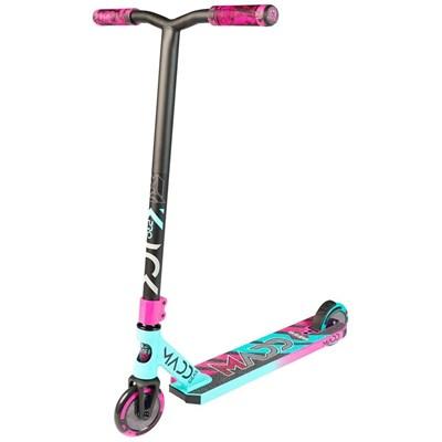 Madd Kick Pro V5 Stunt Scooter - Teal/Pink
