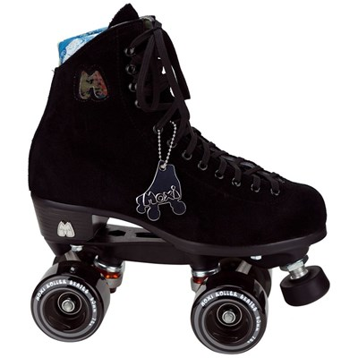 Lolly Quad Roller Skates - Classic Black