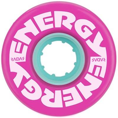 Energy 57mm 78a Roller Skate Wheels - Purple