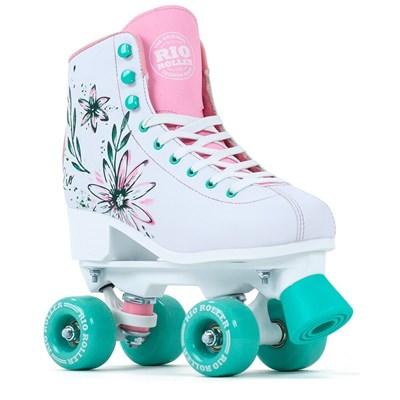 Artist Figure Quad Roller Skates - Flora