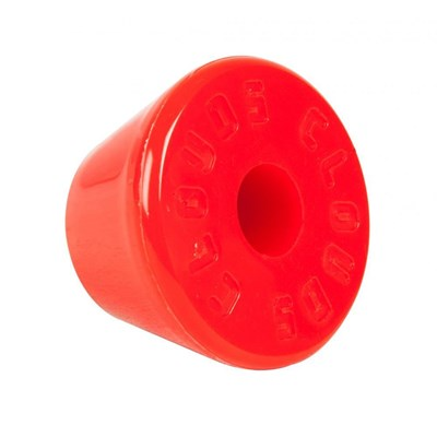 Urethane Skate Toe Stop - Red