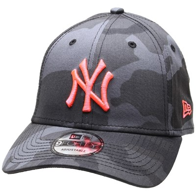 Camo Essential 9FORTY Cap - NY Yankees