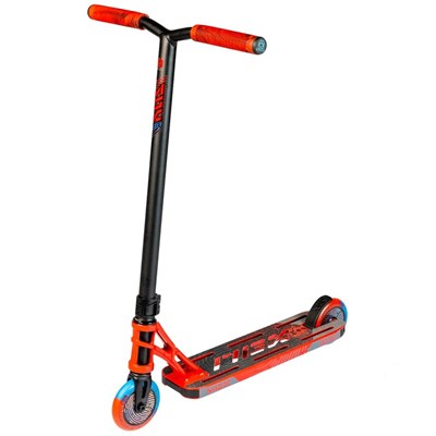 Madd Gear MGX S1 Shredder Pro Scooter - Red/Black