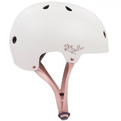 Rose Helmet - Cream