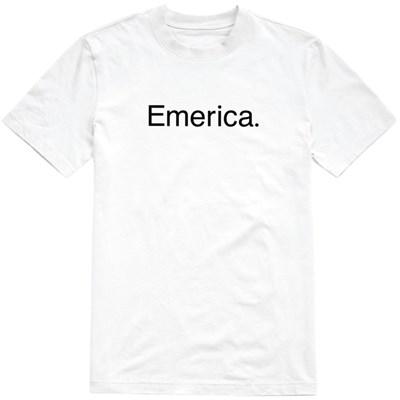 Emerica x Santa Cruz Screaming S/S T-Shirt - White