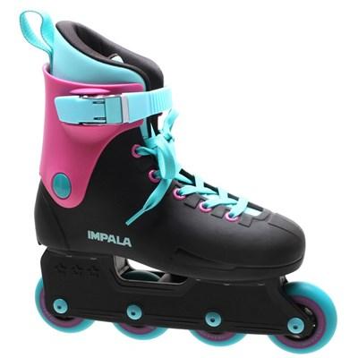 Lightspeed Inline Skate - Black/Berry