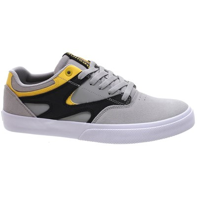 Kalis Vulc Grey/Black/Yellow Shoe