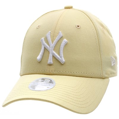 MLB League Essential Womens 940 Cap - NY Yankees Yellow