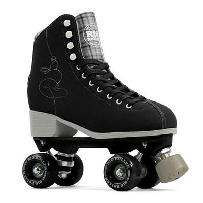 Signature Quad Roller Skates - Black