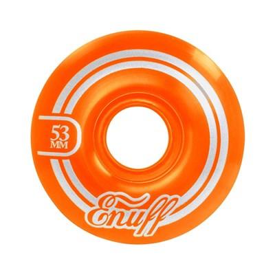 Refresher II Orange 53mm Skateboard Wheels
